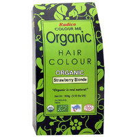 Radico Colour Me Organic Strawberry Blonde Colour - 100g