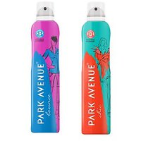 Park Avenue Women Deo Pack Of 2 (135ml Each)