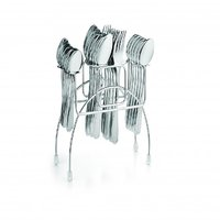 SNB Stainless Steel Cutlery Set Of 24 Pcs - 83157219