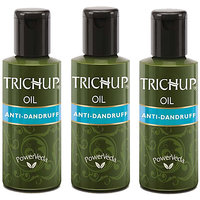 Trichup Anti Dandruff Oil Combo Pack Of 3x100ml