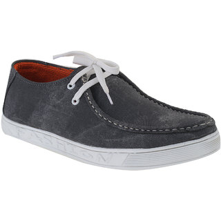 Gray Men Zoot24 Force Casual Shoes - 83246345