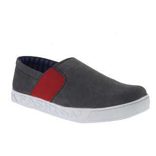 Gray Men Zoot24 Force Casual Shoes - 83246278