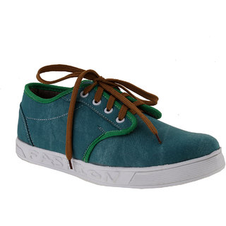 Green Men Zoot24 Force Casual Shoes
