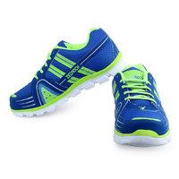 Zed Rock-1103 R.Blue.P.Green Sports Shoes