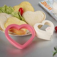 Heart Shaped Sandwich Maker Bread Mould Cutter