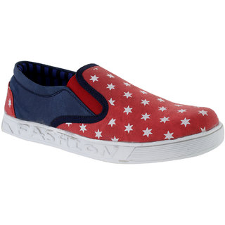 Zoot24 Red Force Casual Shoes