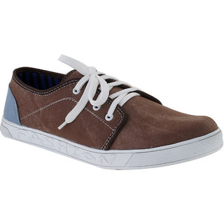 Zoot24 Brown Force Casual Shoes