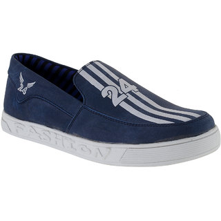 Zoot24 Navy Force Casual Shoes