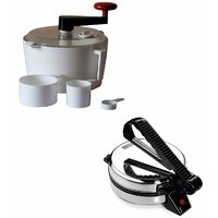 CLICKFLIP Combo Kitchen Dough Maker  Electric Roti Maker