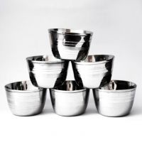 Stainless Steel Bowls Set Of 6