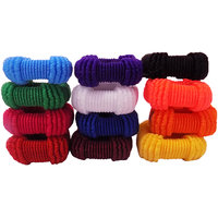 12 Color HairBand Set