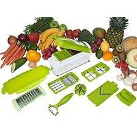 Multi Chopper Vegetable Cutter Fruit Slicer Peeler Plus Chopper