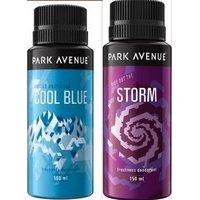 Park Avenue  Deo Spray Combo Pack - 150 Ml