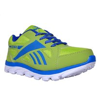 Glamour R Blue P Green Sports Shoes (ART-3038)