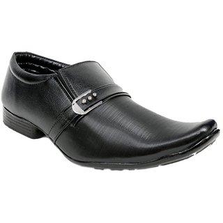 Clara Black Office Purpose Formal Shoes/Superb Men Black Formal Shoes - 83943880