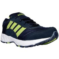 Glamour Blue P Green Sports Shoes (ART-7510)