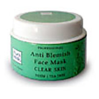 Professional Anti Blemish Face Mask With Neem And Tea Tree