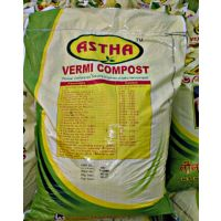 Astha Vermicompost - Organic Fertilizer 900 Gms Rs.90 (Free Home Delivery)