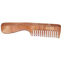 Agrima Fashion Herbal Neem Wood Comb - 84512020