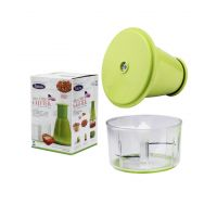 Famous Vegetable & Fruit Quick CHEF CUTTER Chopper With Easy Push N Close Button
