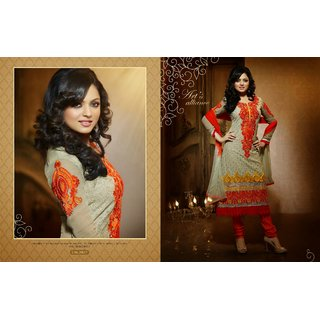 Outstanding Churidar Salwar Suit
