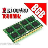 Kingston Value Ram 8GB DDR3 1600Mhz Desktop