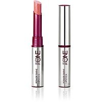 The ONE Power Shine Lipstick - Rosewood Gloss