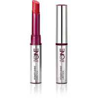 The ONE Power Shine Lipstick - Red Ovation