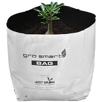 Terrace Gardening LDPE Grow Bags - Large 24 X 24 X 40cm - Pack Of 15 Nos