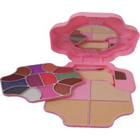 ADS Fashion Colour Make-up Kit With Free Mars Eye/Lipliner  Adbeni Accessories - 85565741