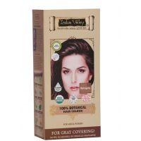 Indus Valley 100 Botanical Organic Healthier Hair Colour, MAHOGANY