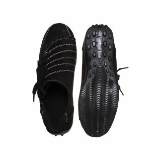 Bruno Manetti Black Casual Shoes - 85682007