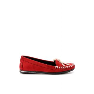 Bruno Manetti Red Casual Shoes
