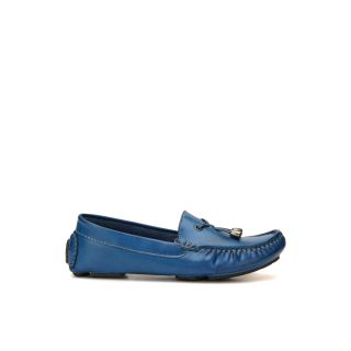 Bruno Manetti Blue Casual Shoes - 85681989