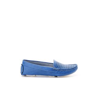 Bruno Manetti Blue Casual Shoes - 85682006