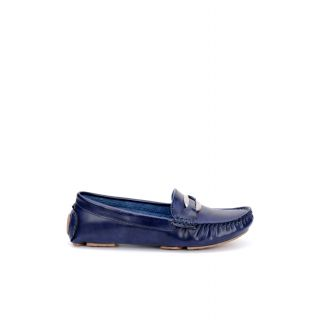 Bruno Manetti Blue Casual Shoes - 85681994