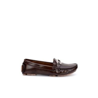 Bruno Manetti Brown Casual Shoes - 85681991