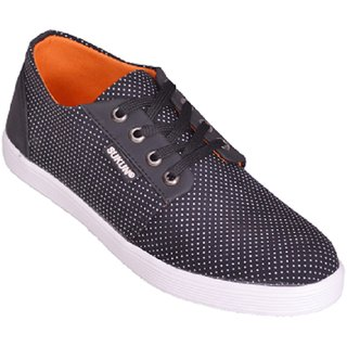 Sukun Black Casual Shoes For Men - 85704769