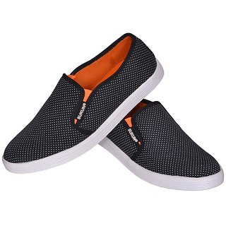 Sukun Black Casual Shoes For Men - 85707457