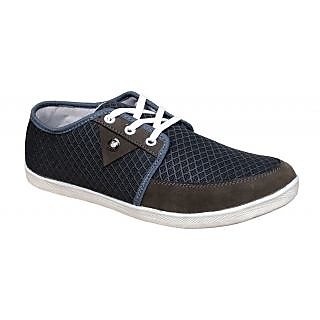 Sukun Grey Casual Shoes For Men