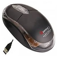 New Quantum QHM222 USB Optical Mini MOUSE FOR LAPTOP, PC, Desktop USB Mouse