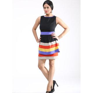 Schwof Multicolor Bottom Dress