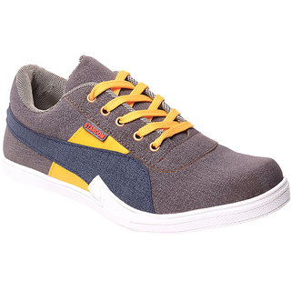 Stardom Mens Brown Casual Shoes