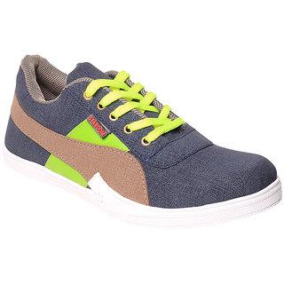 Stardom Mens Blue Casual Shoes