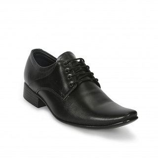 Funku Fashion Genuine Leather Derby Shoes