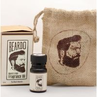 Beardo Beard  Hair Fragrance Oil, The Black Velvette 10ml