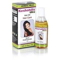 Herbal Hills Keshohills Ultra Hair Oil 100 Ml - Hair Care