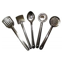 Ideals Stainless Steel Skimmer ( Set Of 5pcs ) - 85825091