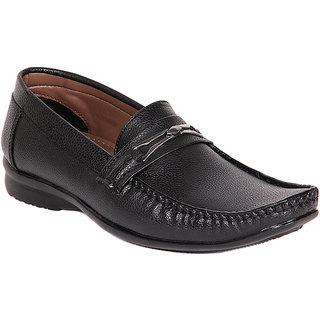 Dox Men'S Black Formal Shoes (Dos_Bt079_Black)