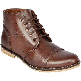 Bachini Men's Casual Shoes 1535-Brown
